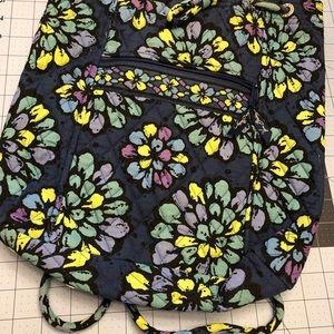 Vera Bradley Drawstring Backpack Style Bag